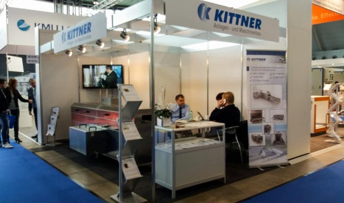 KITTNER at parts2clean 2017